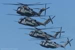 Scotchさんが、ノースアイランド海軍航空ステーション・ハスレーフィールドで撮影したアメリカ海兵隊 CH-53Eの航空フォト(写真)