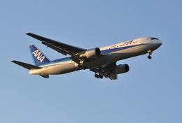 aMigOさんが、成田国際空港で撮影した全日空 767-381/ERの航空フォト(飛行機 写真・画像)