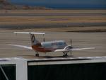 JA504Kさんが、長崎空港で撮影したオレンジカーゴ 1900Cの航空フォト(写真)