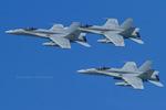 Scotchさんが、ノースアイランド海軍航空ステーション・ハスレーフィールドで撮影したアメリカ海兵隊 F/A-18A Hornetの航空フォト(飛行機 写真・画像)