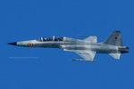 Scotchさんが、ノースアイランド海軍航空ステーション・ハスレーフィールドで撮影したアメリカ海兵隊 F-5F Tiger IIの航空フォト(飛行機 写真・画像)