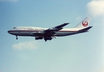 CASH FLOWさんが、成田国際空港で撮影した日本航空 747-346の航空フォト(飛行機 写真・画像)
