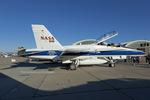 Scotchさんが、ノースアイランド海軍航空ステーション・ハスレーフィールドで撮影したアメリカ航空宇宙局の航空フォト(写真)
