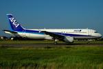 jun☆さんが、名古屋飛行場で撮影した全日空 A320-211の航空フォト(写真)