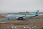 uhfxさんが、関西国際空港で撮影した大韓航空 A330-322の航空フォト(飛行機 写真・画像)