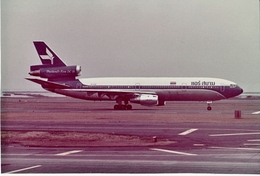 おこじょさんが、羽田空港で撮影したエア・サイアム DC-10-30の航空フォト(飛行機 写真・画像)