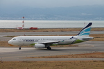 uhfxさんが、関西国際空港で撮影したエアプサン A320-232の航空フォト(飛行機 写真・画像)