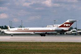 マイアミ国際空港 - Miami International Airport [MIA/KMIA]で撮影されたトランス・ワールド航空 - Trans World Airlines [TW/TWA]の航空機写真