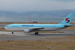 uhfxさんが、関西国際空港で撮影した大韓航空 A300B4-622Rの航空フォト(飛行機 写真・画像)