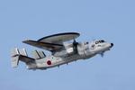xxxxxzさんが、那覇空港で撮影した航空自衛隊 E-2C Hawkeyeの航空フォト(飛行機 写真・画像)