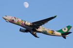 xxxxxzさんが、新千歳空港で撮影したエバー航空 A330-203の航空フォト(飛行機 写真・画像)
