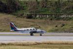 xxxxxzさんが、那覇空港で撮影した富士航空 PA-34-200T Seneca IIの航空フォト(飛行機 写真・画像)