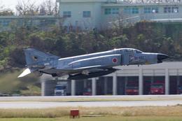 Severemanさんが、那覇空港で撮影した航空自衛隊 F-4EJ Kai Phantom IIの航空フォト(写真)