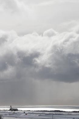 飛龍さんが、釧路空港で撮影した日本航空 MD-90-30の航空フォト(飛行機 写真・画像)