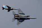 xxxxxzさんが、那覇空港で撮影した航空自衛隊 T-4の航空フォト(飛行機 写真・画像)