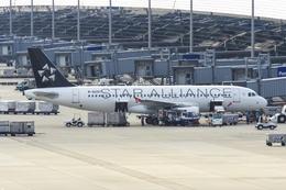 うえぽんさんが、関西国際空港で撮影した深圳航空 A320-214の航空フォト(写真)