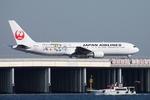 SKYLINEさんが、羽田空港で撮影した日本航空 767-346/ERの航空フォト(写真)