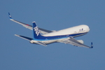SKYLINEさんが、羽田空港で撮影した全日空 767-381/ERの航空フォト(飛行機 写真・画像)