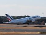 aquaさんが、成田国際空港で撮影したエールフランス航空 A380-861の航空フォト(写真)