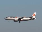 aquaさんが、成田国際空港で撮影したジェットスター・ジャパン A320-232の航空フォト(写真)