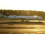 aquaさんが、成田国際空港で撮影した全日空 777-381/ERの航空フォト(飛行機 写真・画像)