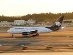 aquaさんが、成田国際空港で撮影したアエロメヒコ航空 767-25D/ERの航空フォト(写真)