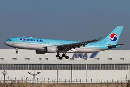 PINK_TEAM78さんが、成田国際空港で撮影した大韓航空 A330-223の航空フォト(飛行機 写真・画像)