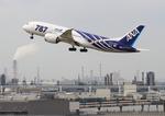 ふじいあきらさんが、羽田空港で撮影した全日空 787-8 Dreamlinerの航空フォト(写真)