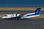 Scotchさんが、羽田空港で撮影したエアーニッポンネットワーク DHC-8-314Q Dash 8の航空フォト(飛行機 写真・画像)