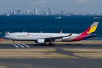 Scotchさんが、羽田空港で撮影したアシアナ航空 A330-323Xの航空フォト(写真)