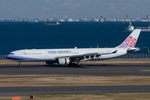 Scotchさんが、羽田空港で撮影したチャイナエアライン A330-302の航空フォト(写真)