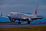 カヤノユウイチさんが、出雲空港で撮影したJALエクスプレス 737-846の航空フォト(飛行機 写真・画像)