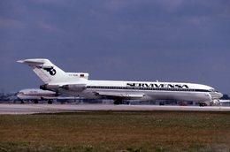 biscayneさんが、マイアミ国際空港で撮影したサルビベンサ 727-2M7/Advの航空フォト(飛行機 写真・画像)