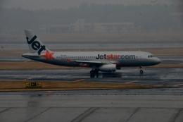 Dekatyouさんが、成田国際空港で撮影したジェットスター A320-232の航空フォト(飛行機 写真・画像)