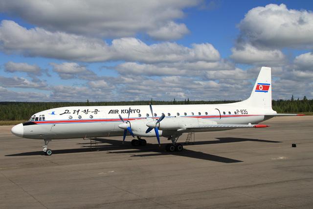 高麗航空 Ilyushin Il-18/20/22/...