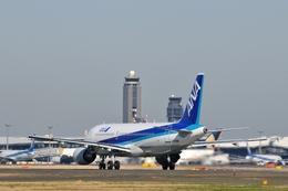aMigOさんが、成田国際空港で撮影した全日空 A320-214の航空フォト(飛行機 写真・画像)