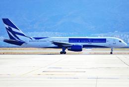 あかりんさんが、関西国際空港で撮影したエア・フィンランド 757-28Aの航空フォト(飛行機 写真・画像)