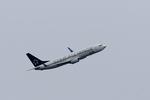 xxxxxzさんが、静岡空港で撮影した全日空 737-881の航空フォト(飛行機 写真・画像)