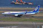 ぶる~すかい。さんが、羽田空港で撮影した全日空 737-881の航空フォト(写真)