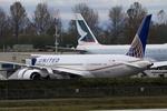 ゆーぱろさんが、ペインフィールド空港で撮影したユナイテッド航空 787-8 Dreamlinerの航空フォト(写真)