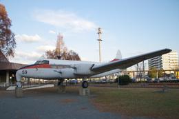 kanade/Ryo@S.O.R.A.さんが、貝塚公園で撮影した日本国内航空 DH.114 Heron 1Bの航空フォト(飛行機 写真・画像)