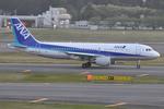 ぶる~すかい。さんが、成田国際空港で撮影した全日空 A320-214の航空フォト(写真)