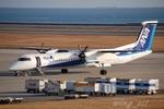 wing_oitさんが、大分空港で撮影した全日空 DHC-8-402Q Dash 8の航空フォト(写真)