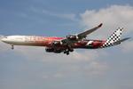 ロンドン・ヒースロー空港 - London Heathrow Airport [LHR/EGLL]で撮影されたエティハド航空 - Etihad Airways [EY/ETD]の航空機写真