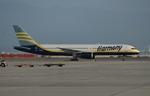 関西国際空港 - Kansai International Airport [KIX/RJBB]で撮影されたハーモニーエアウェイズ - Harmony Airways [HQ/HMY]の航空機写真