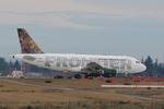 シアトル タコマ国際空港 - Seattle–Tacoma International Airport [SEA/KSEA]で撮影されたフロンティア航空 - Frontier Airlines [F9/FFT]の航空機写真