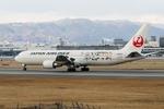 うえぽんさんが、伊丹空港で撮影した日本航空 767-346/ERの航空フォト(写真)