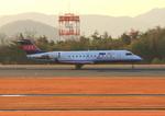 ふじいあきらさんが、広島空港で撮影したアイベックスエアラインズ CL-600-2B19 Regional Jet CRJ-100LRの航空フォト(写真)