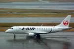 rjnsphotoclub-No.07さんが、羽田空港で撮影したジェイ・エア ERJ-170-100 (ERJ-170STD)の航空フォト(飛行機 写真・画像)