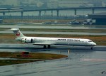 rjnsphotoclub-No.07さんが、羽田空港で撮影した日本航空 MD-90-30の航空フォト(飛行機 写真・画像)